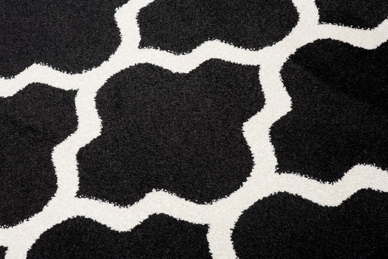 Orientalisches Marokkanisches Marokkanisches Marokkanisches Teppich - Dichter Und Dicker Flor Modern Designer Muster - Ideal Für Ihre Wohnzimmer Schlafzimmer Esszimmer - Creme Beige - 140 x 190 cm   CASAWeißA   Kollektion von Carpeto B079CQ7KC3 Teppiche bebf5c