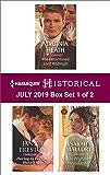 Harlequin Historical July 2019 - Box Set 1 of 2