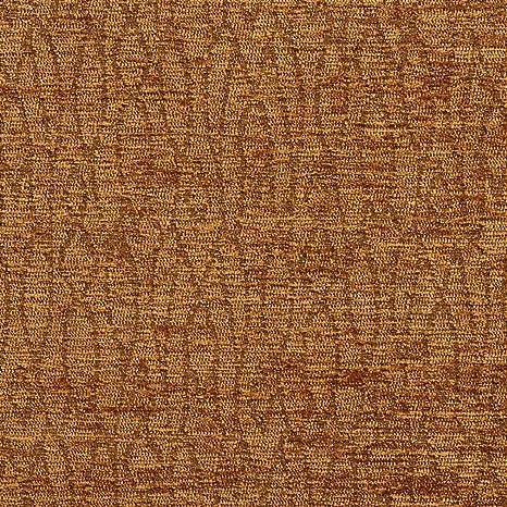 Amazon.com: Tela de chenilla para tapicería de jengibre ...