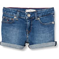 Tommy Hilfiger Nora Basic Short Pantalones Cortos para Niñas