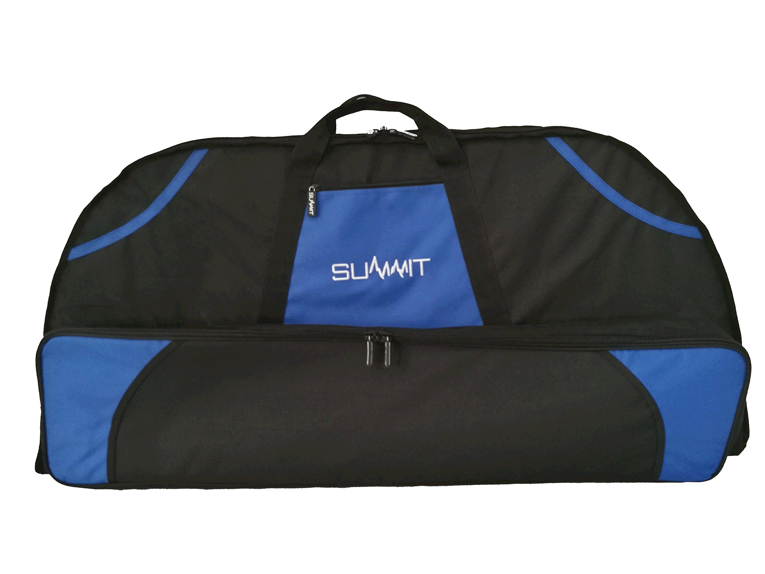 Summit Vertex Compound Bow Case (Multiple Colors) (Blue)