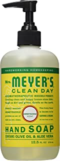 product image for Mrs. Meyers Clean Day Liquid Hand Soap, Honeysuckle, 12.50 oz
