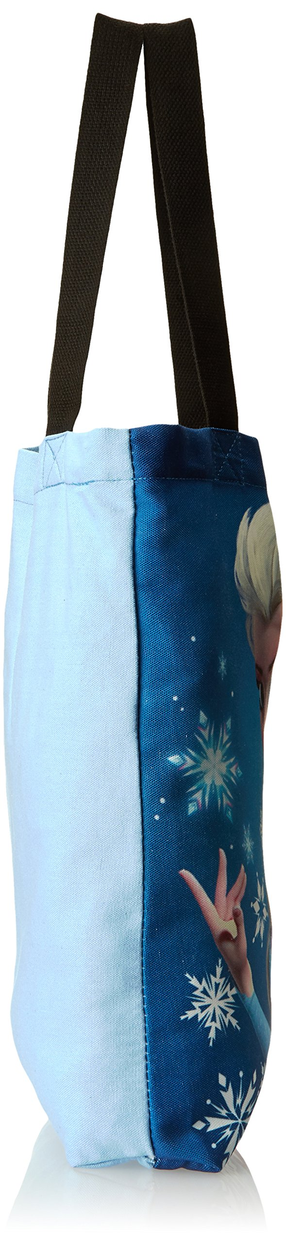 Concept One Handbags Frozen Anna and Elsa Sublimation Print Shoulder Bag, Royal, One Size by Concept One Handbags (Image #3)