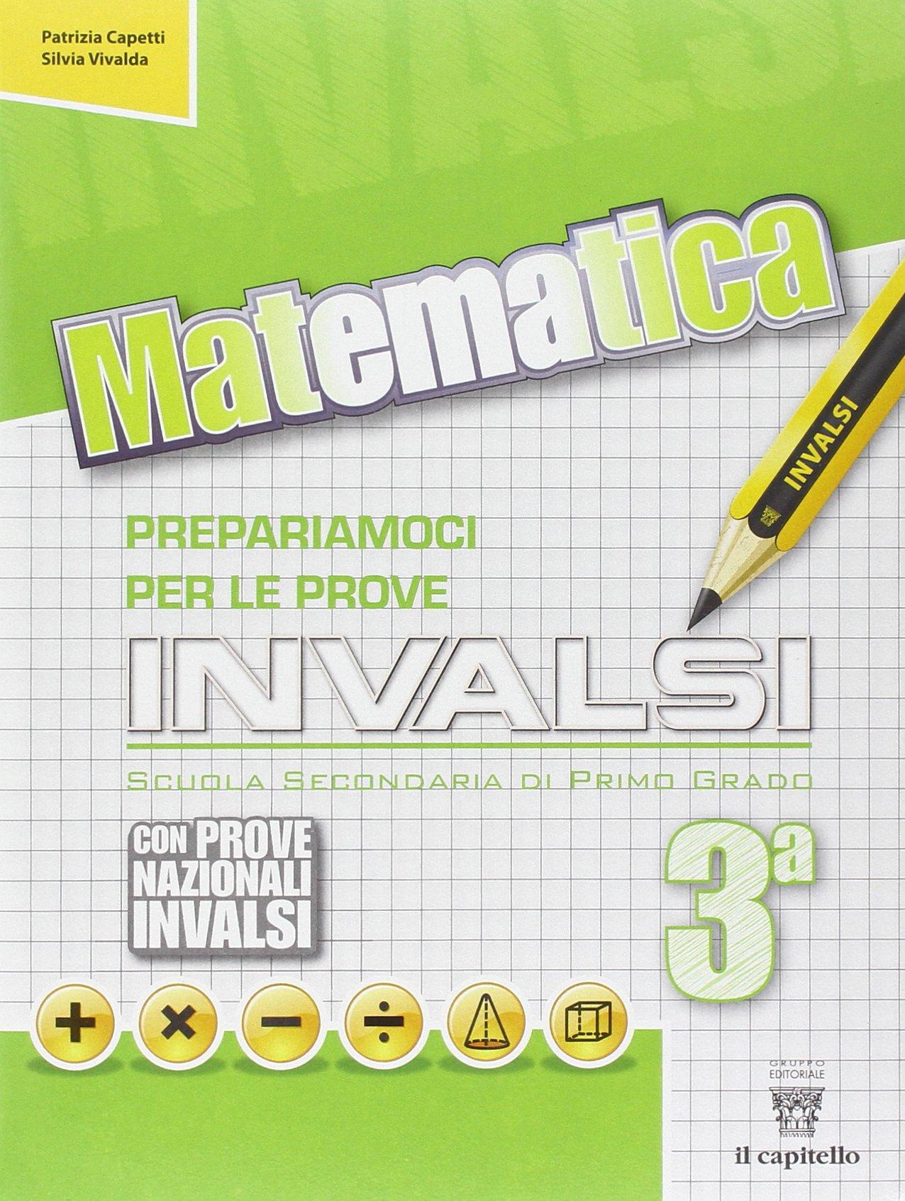 Matematica Prepariamoci Alle Prove Invalsi Per La 3ª Classe Della
