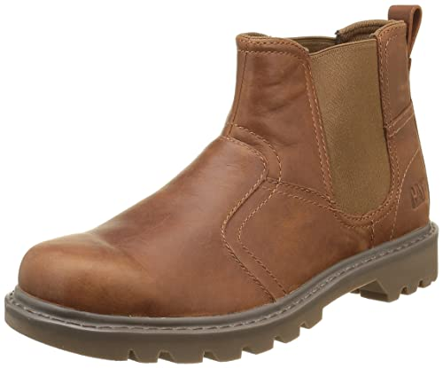 Caterpillar Thornberry, Botas Chelsea para Hombre, Marrón (Mens Rust), 40 EU