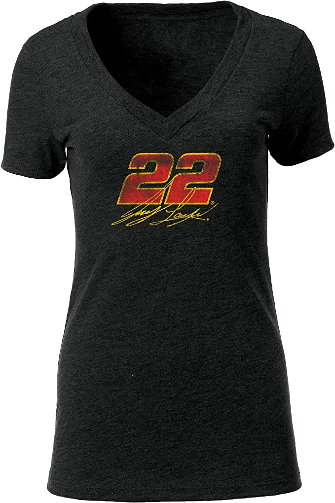Small Premium Heather NASCAR Richard Childress Racing Austin Dillon Womens W Ouray S//S TW Ouray S//S T