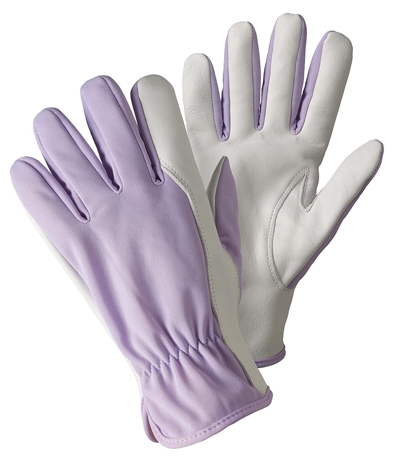 Briers Super Soft & Strong Leather Gloves, Lavender, Medium Briers Ltd B6980
