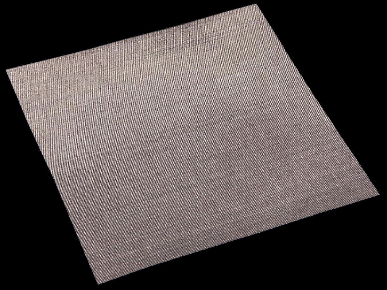 Inoxia Ltd - Grillage Mé tallique En Acier Inoxyable 316L, 325 Maille, Ouverture De 54 micron, Taille: é chantillon simple Taille: échantillon simple