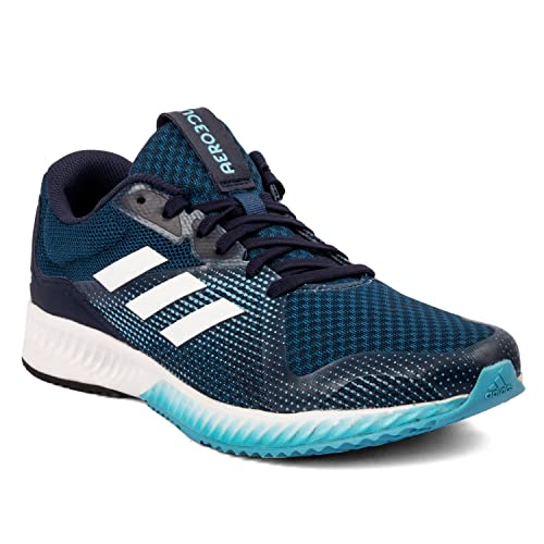 the latest 2c140 06177 Adidas Aerobounce Racer M Running Sports Shoes for Men-Uk-11 Buy Online at  Low Prices in India - Amazon.in