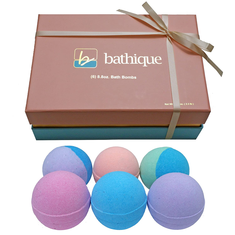 Valentines Day Bath Gift Set for Women