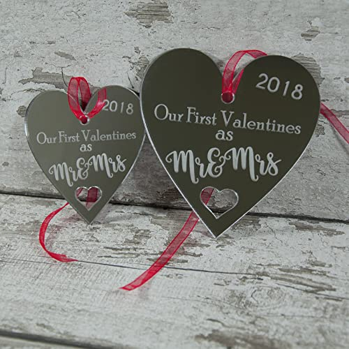 Valentines Day Gift Idea Handmade Personalised Plaque For Husband