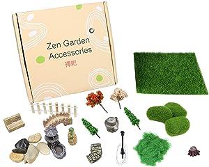 Zen Garden Accessories, Fairy Garden Miniatures, Sandbox Decorations, Zen Garden Miniatures, Zen Garden Ornaments, Fairy Garden Accessories, Fairy Garden Figurines