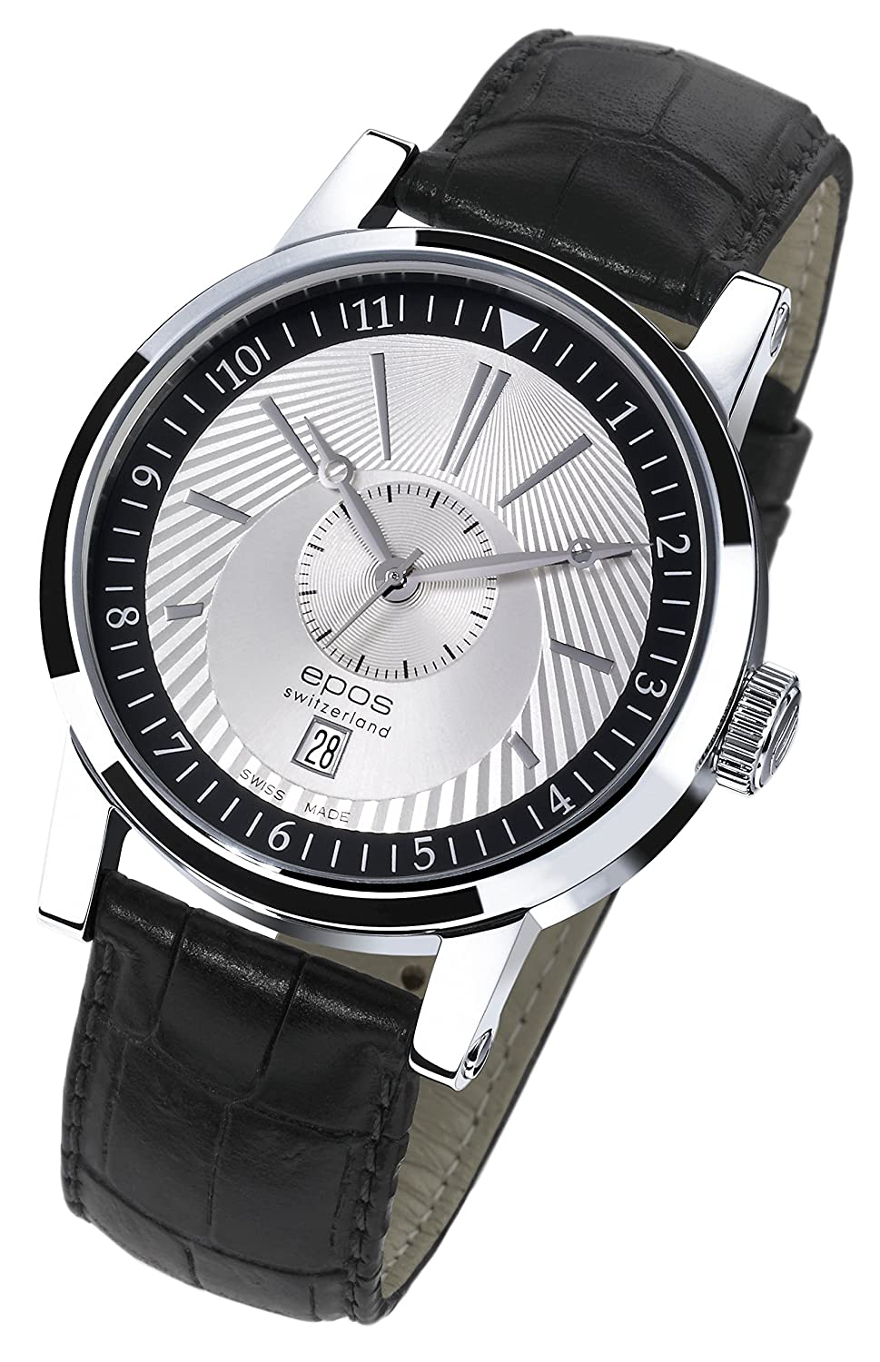 EPOS Collection Sophistiquee 3386 - Herrenuhr - Ø 41 mm