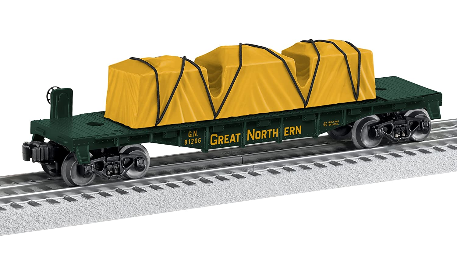 Lionel Trains Great Northern Made in The USA Boxcar