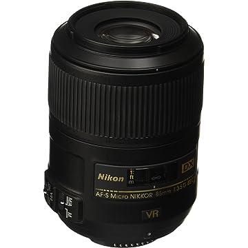 Nikon DX Micro 85mm ƒ/5G
