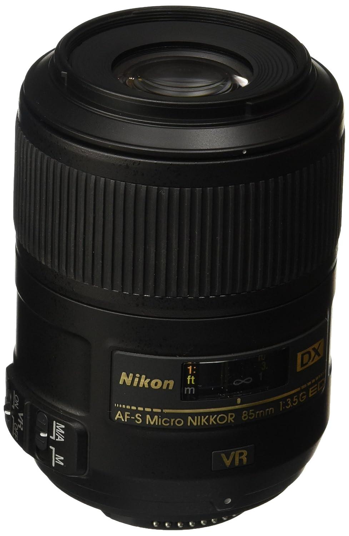 Nikon AF S DX Micro mm F G ED Objetivo con montura