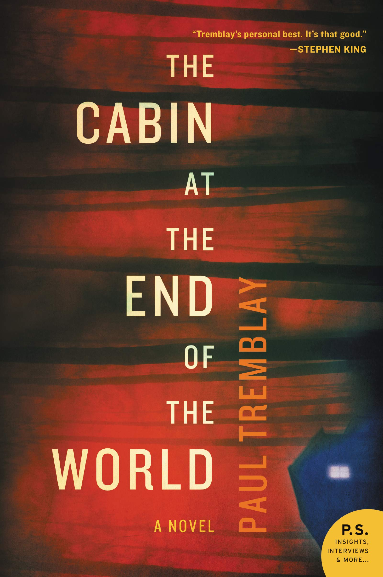 Image result for the cabin at the end of the world