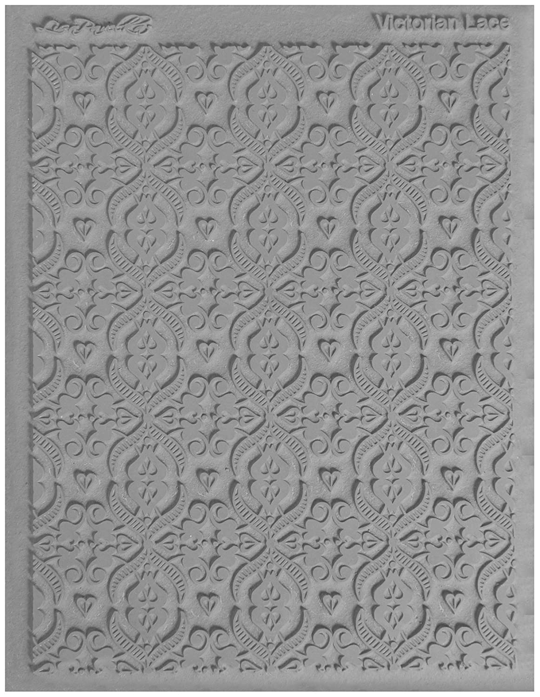 JHB International Inc Lisa Pavelka 527093 Texture Stamp Victorian Lace