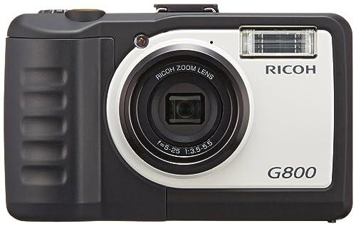 RICOHデジタルカメラG800広角28mm防水5m耐衝撃2.0m防塵耐薬品性162045