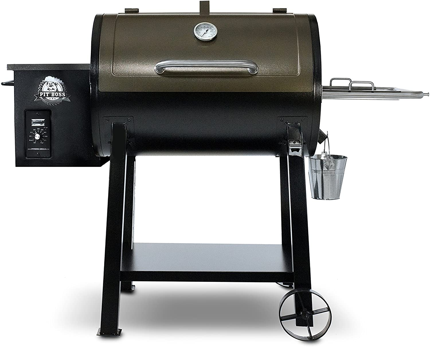 PIT-BOSS-72440-PB440D-LGrill-440-Deluxe-Wood-Pellet-Grill