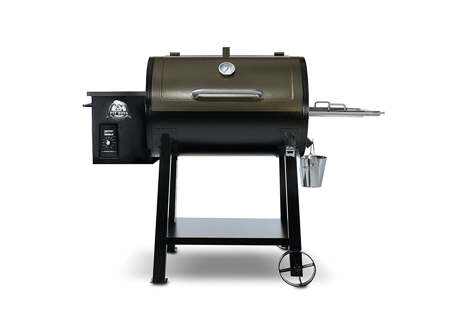 Top 5 Best Electric Pellet Smokers under $1000 (2020 Reviews) 3