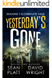 Yesterday's Gone: Seasons 1-6 Complete Saga (English Edition)