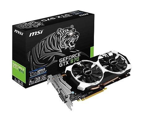 Amazon.com: NVIDIA GeForce GTX 970 – Tarjeta gráfica con ...