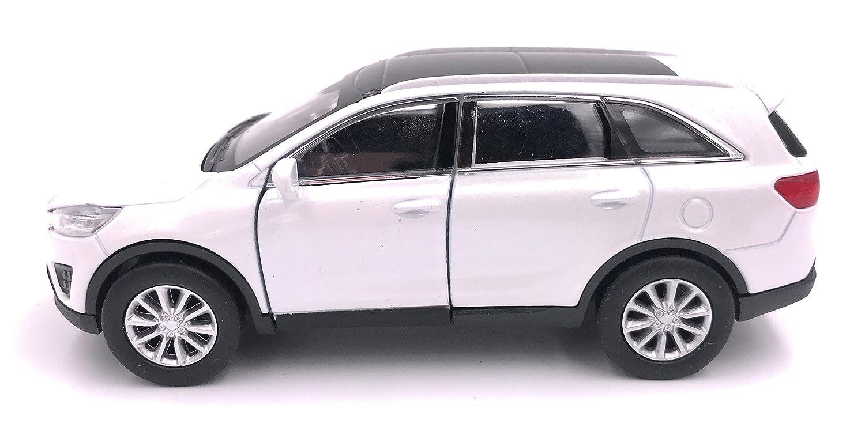 H-Customs Kia Sorento Modellauto Auto Lizenzprodukt 1:34-1:39 Wei/ß