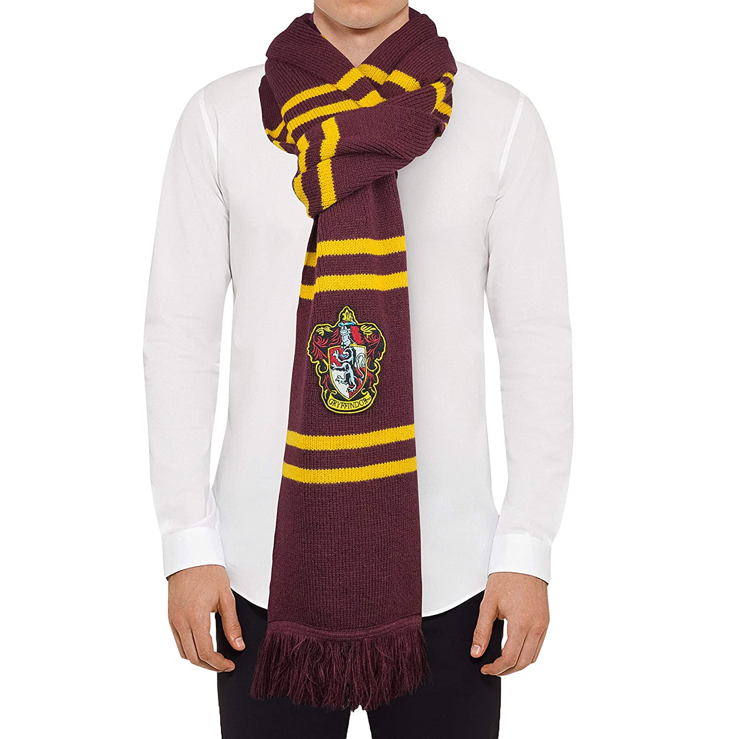 Harry Potter - Bufanda, ultra soft de 190 cm, con bolsa con ...