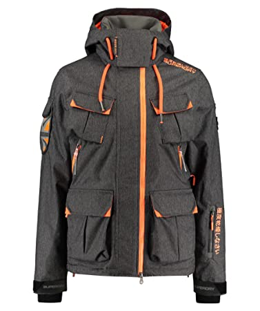 Superdry Snow Service Jacket Ultimate Superdry Ultimate P0OkXN8nw
