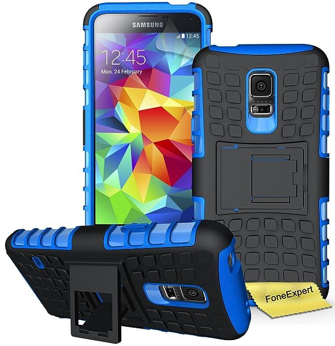 1 opinioni per Galaxy S5 Mini Custodia Cover Case, FoneExpert® Prova di scossa Resistenza alle