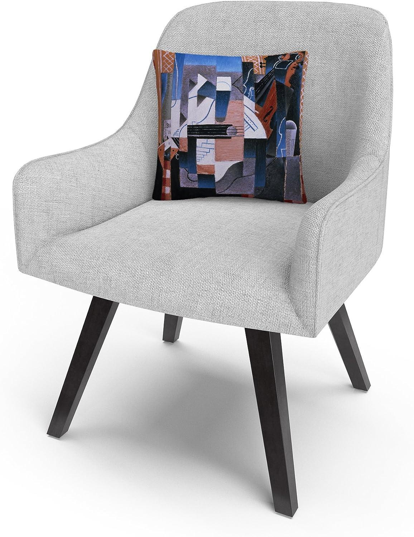 Trademark Fine Art BL01230-PIL1616 - Manta Decorativa de violín y ...