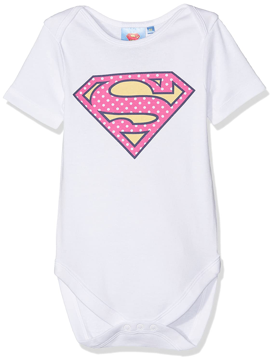 Twins Supergirl 1 011 41, Body Bimba, Bianco, 24 mesi Julius Hüpeden GmbH