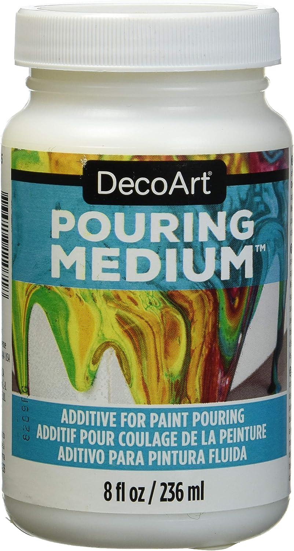 Decoart Pouring Medium 8oz
