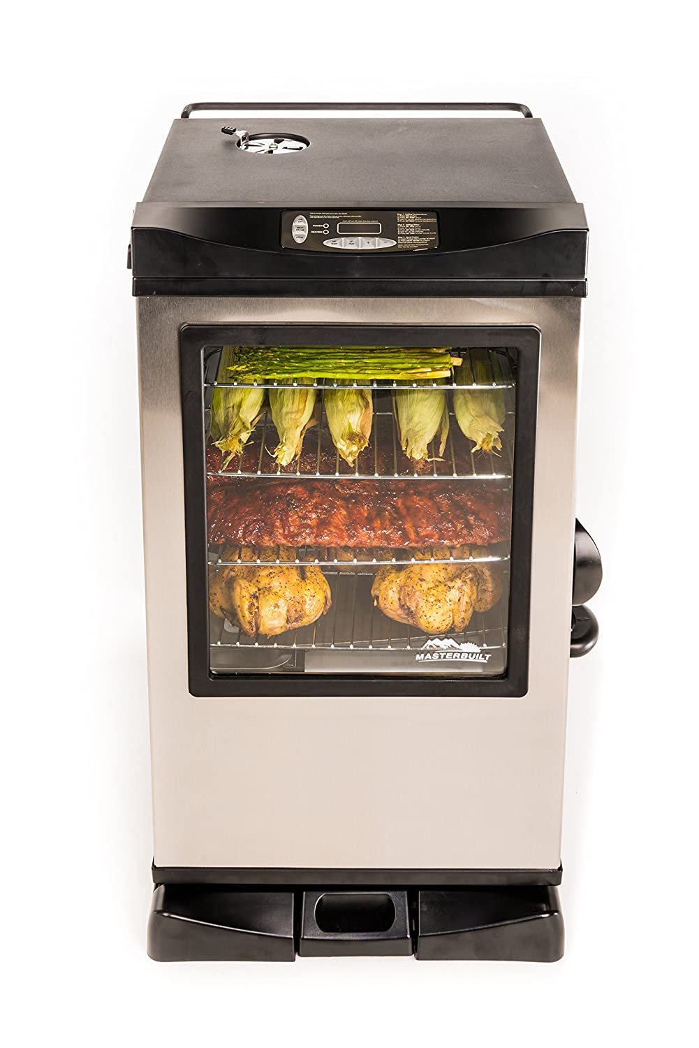 Best Propane, Electric and Charcoal Smokers Reviewed for your Kitchen 5