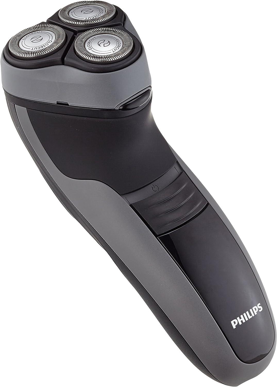 Philips HQ6946 - Afeitadora (1 piezas, Negro, Gris, Mains, 100 ...