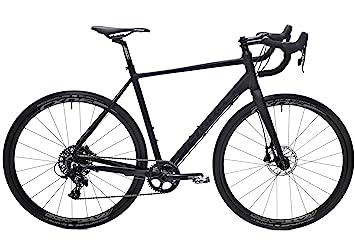 SERIOUS Grafix Pro - Bicicletas ciclocross - Negro Tamaño del Cuadro 50 cm 2017