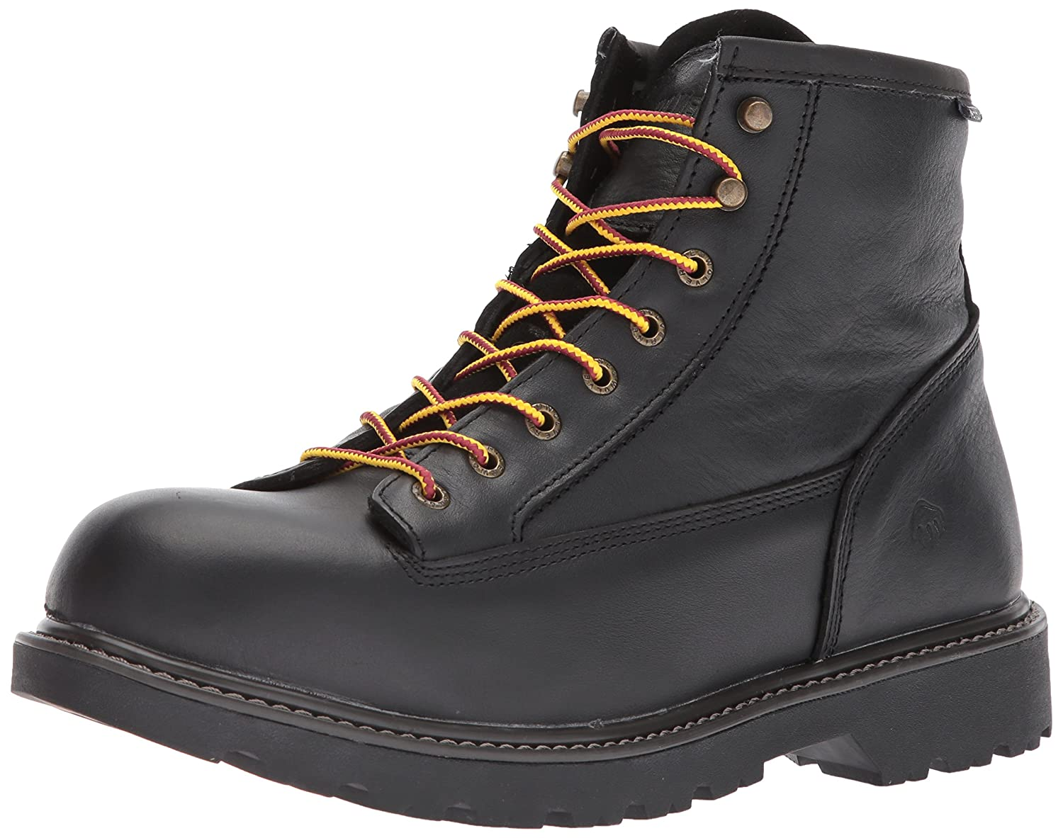 Wolverine メンズ Floorhand II Waterproof Soft-Toe 6