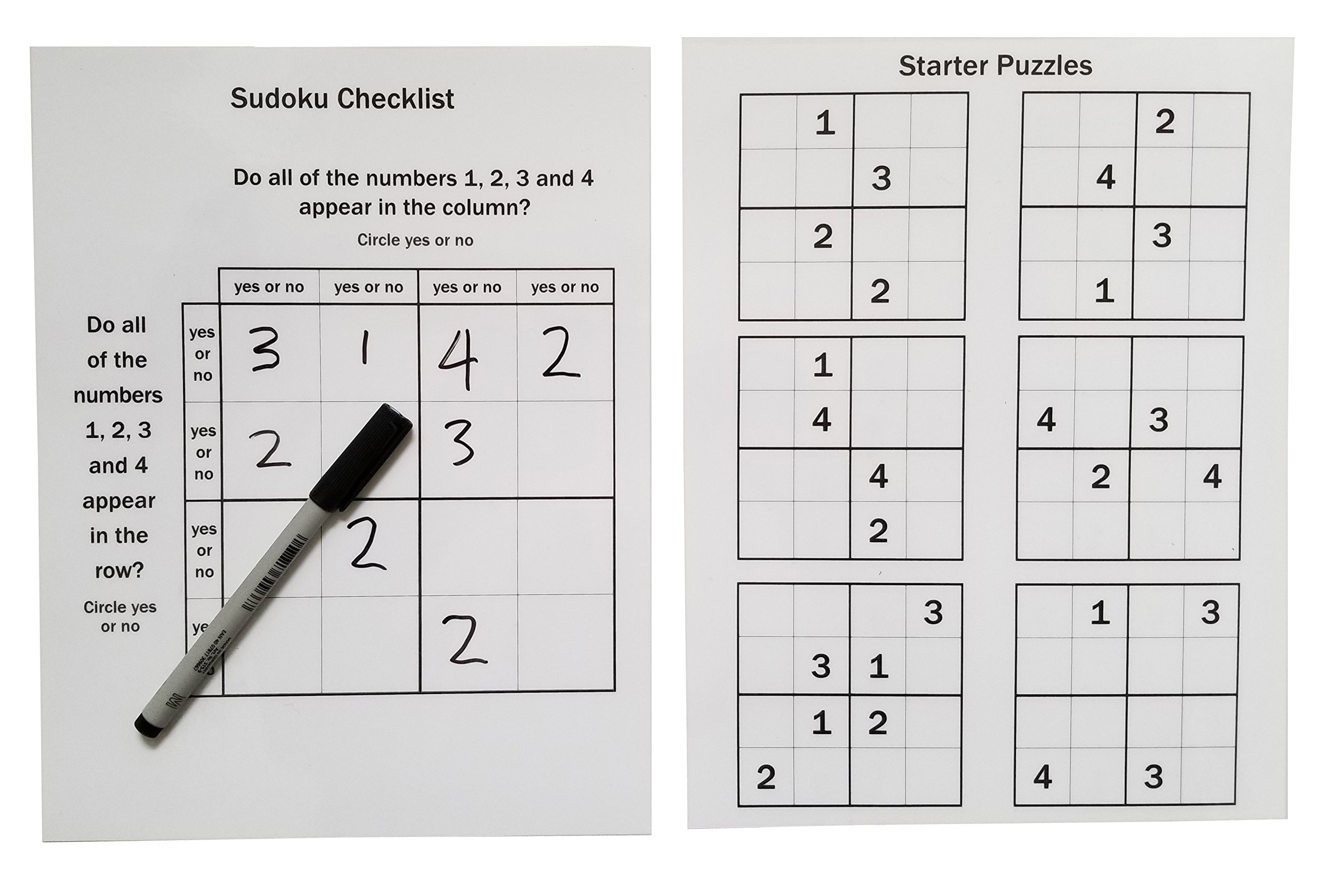Keeping Busy Easy Sudoku Dementia and Alzheimer's Engaging Activities / Puzzles / Games for Older Adults by Keeping Busy