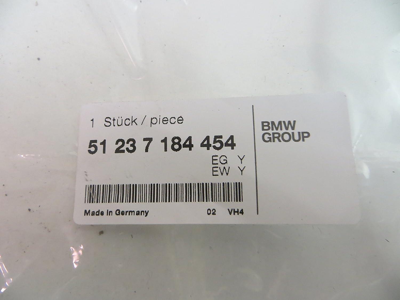 vorne 51237184454 BMW 5SERIE E60E61New ECHT Bowdenzug Motorhaube Kabel