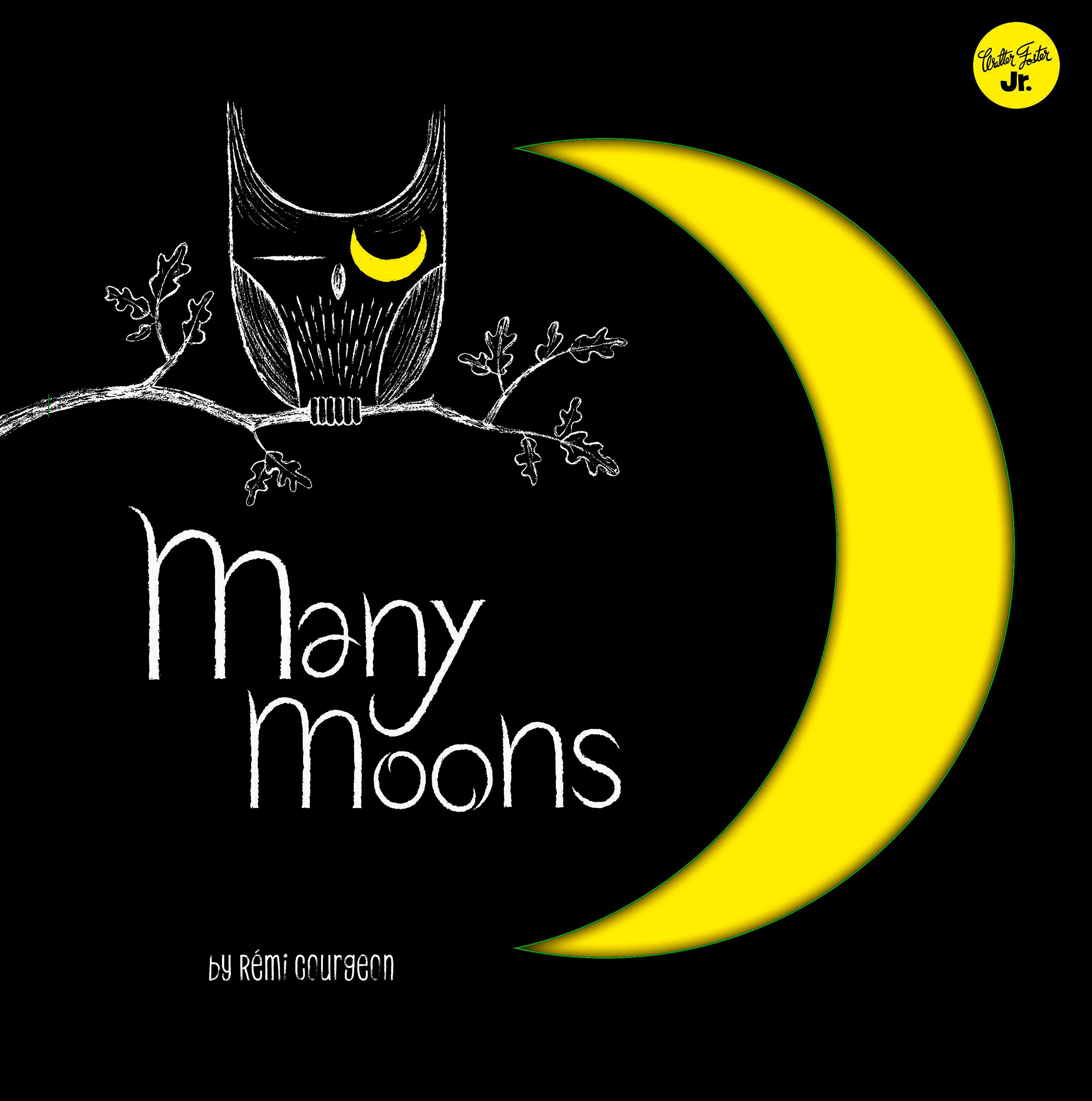 Many Moons: Learn about the different phases of the moon