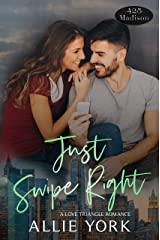 Just Swipe Right (425 Madison Avenue Book 3) Kindle Edition