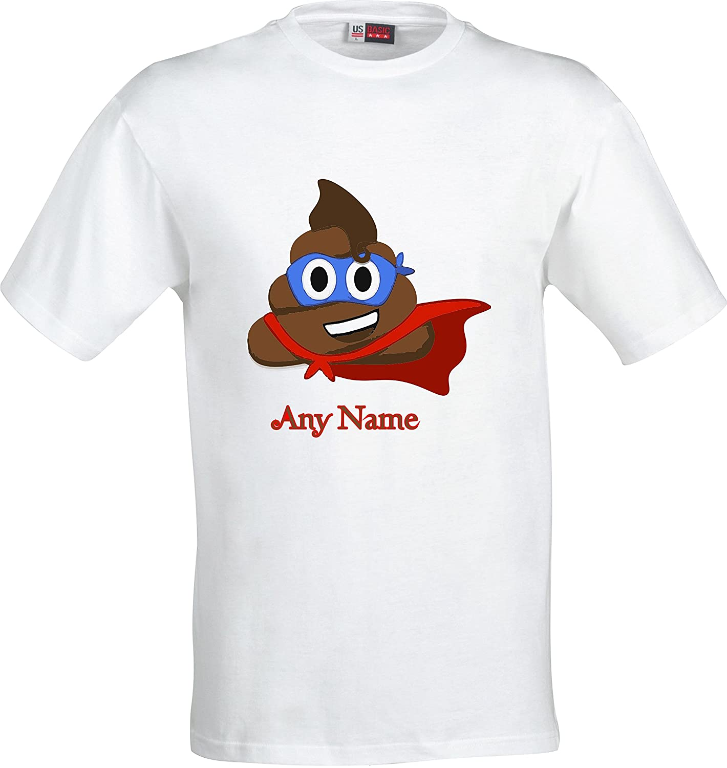 merry christmas poo emoji All-over youth sublimation T-shirt tee shirt top