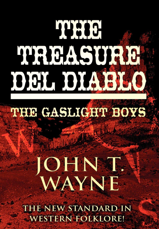 Download The Treasure del Diablo: The Gaslight Boys pdf