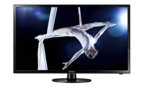 7971a6d25a3 Samsung UE28F4000AWXXU 28-inch HD Ready Widescreen Slim LED Television with  Freeview  Energy Class A+