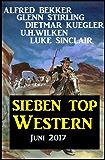 Sieben Top Western Juni 2017