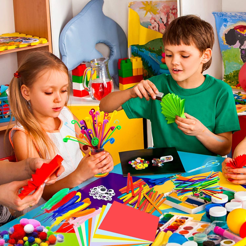 Sélection matériel de bricolage pour enfant