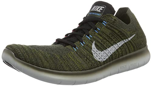 Nike Herren Free Rn Flyknit Laufschuhe, 44 EU