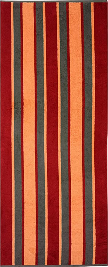 Lashuma Toronto - Toalla de playa (algodón, 80 x 200 cm), diseño a ...