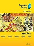 Rosetta Stone Spanish (Spain) Level 1 MAC  [Download]